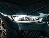 Jaguar XE Chrome Headlight Trim Surrounds