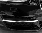 Jaguar XE Chrome Bumper Grille Splitter set