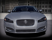 Jaguar XF Lower Mesh Grille 3pcs Kit (2011- Newer)