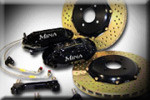 Jaguar XJ8 & XJR Mina Gallery Complete Brake Upgrade Kit