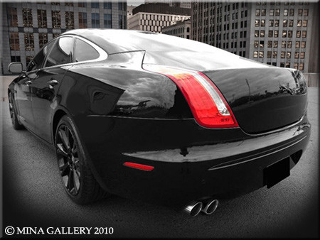 Jaguar XJR Performance Exhaust System by Mina Gallery