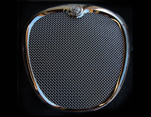 Jaguar S-Type Mesh Grille Complete Assembly 99-2004 models