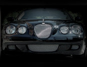 Jaguar S-Type R Lower Mesh Grille 05-2008 models