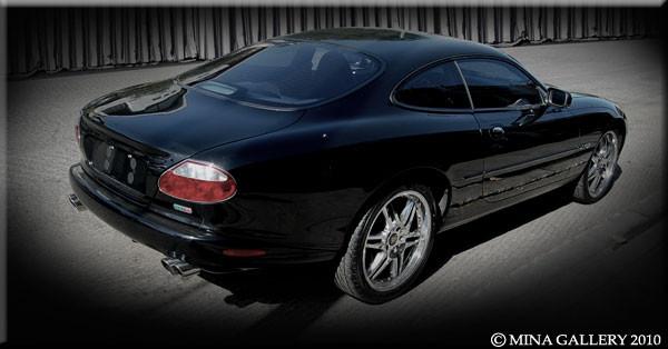 Jaguar XK8 & XKR Mina Gallery (Under Axle) Performance Exhaust