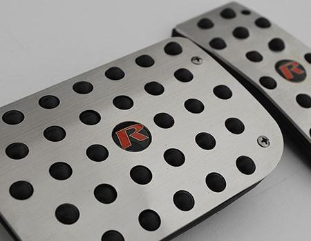 Jaguar XK & XKR Custom Pedal Upgrade 2pcs kit