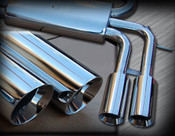 Jaguar XKR Mina Gallery Performance exhaust 2012-Newer models