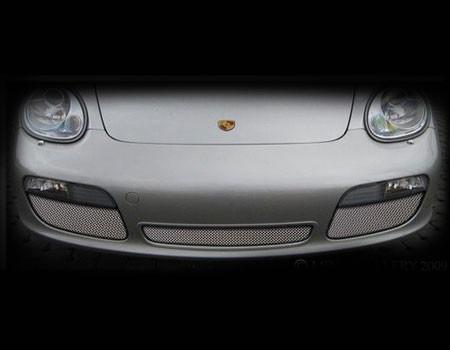 Porsche Boxster Lower Mesh Grilles 2pcs kit 2004-2008