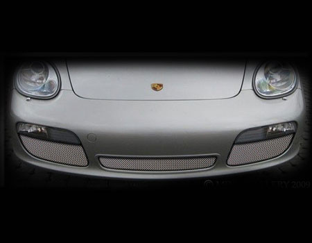 Porsche Boxster Lower Mesh Grilles 3pcs kit 2004-2008