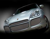 Porsche Cayenne Turbo Mesh Grille Kit 2003-2006