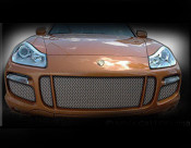 Porsche Cayenne Turbo Mesh Grille Kit 2007-2010