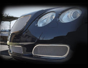Bentley GT & GTC Lower Mesh Grille Tighter Weave 2003-2009