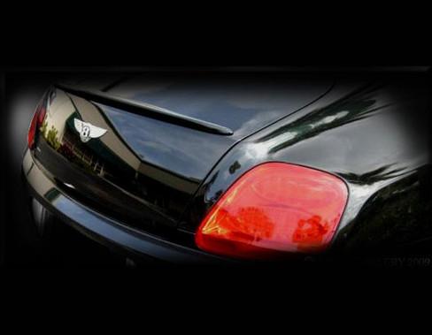 Bentley GT / GTC Rear Spoiler Upgrade 03-2009