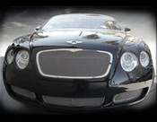 Bentley Flying Spur  Main Mesh Grille ; Tighter Weave 03-2009