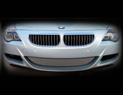 BMW M6 Lower Mesh Grille Kit 2003-2010