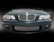 BMW Z3 Complete Kidney Mesh Grille Set 1996-2002