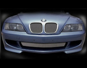 BMW Z3 M Roadster Lower Mesh Grille kit 1996-2002