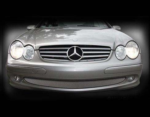 Mercedes CLK Lower Mesh Grille kit 2004-2005