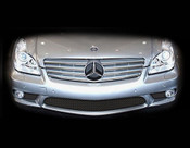 Mercedes CLS55 CLS63 AMG Lower Middle Mesh Grille 2005-2011