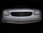 Mercedes SLK 1 pcs Lower Mesh Grille Kit 2001-2004 (230K Series)