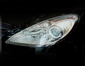 Mercedes SLK Headlight Chrome Trim Finisher set 2005-2008