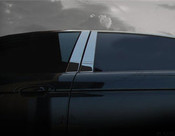 Lexus LS Chrome Pillar 6 pcs Finisher set 2004-2006 models