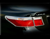 Lexus LS Taillight Chrome Trim Finisher Set 2007-2009 models