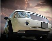 Range Rover Main Mesh Grille Kit 2006-2009 (Black or Chrome)