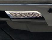 Range Rover Sport Bottom Corner Grilles 2006-2009 (Black or Chrome)
