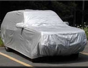 Land Rover LR3 Custom High Line Car Cover 1987-2002