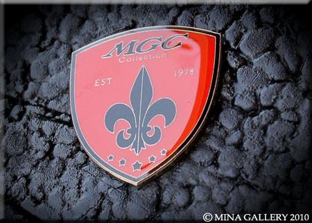 Mina Gallery Collection (MGC) Emblem