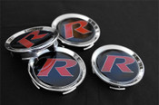 """R"" Performance Wheel Cap"