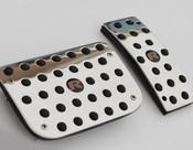 Jaguar XK & XKR Custom Pedal Upgrade 2pcs kit (2007-2011)
