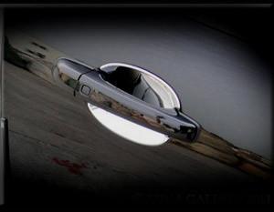 Jaguar Xk Amp Xkr Chrome Door Handle Inner Cups 2007 2011