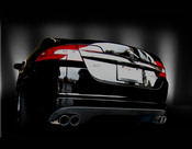 Jaguar XFR Performance Exhaust System 2010-Newer Models
