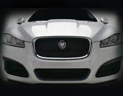 Jaguar XF & XFR Black Pak Grille Replacement (2012-2015 models)