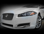 Jaguar XF & XFR All Chrome Grille Replacement (2012-2015 models)