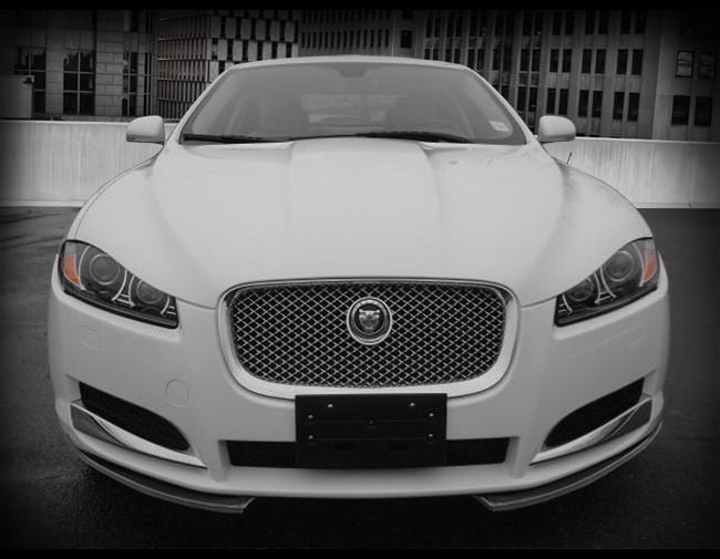 jaguar xf accessories 2015