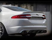 Jaguar XF XFR Speed Spoiler