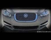 Jaguar XF Carbon Fiber Front Splitter Upgrade (2007-2011 models)