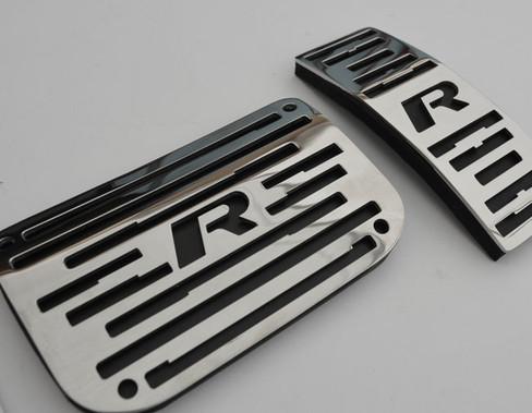 Jaguar XJ & XJR Sport Alloy Pedal Upgrade 2pcs kit