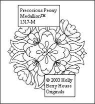 Precocious Peony