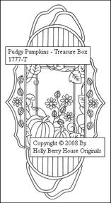 Pudgy Pumpkins