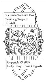 Tumbling Tulips II