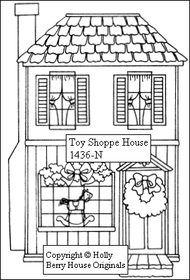 Toy Shoppe House