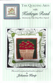 Apple Basket Pillow