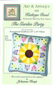 Sensational Sunflower Pillow