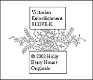 Victorian Embellishment #4