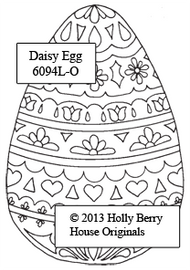 Daisy Egg