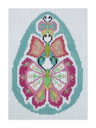 Butterfly Egg Canvas
