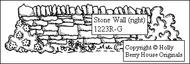 Stone Wall (right)